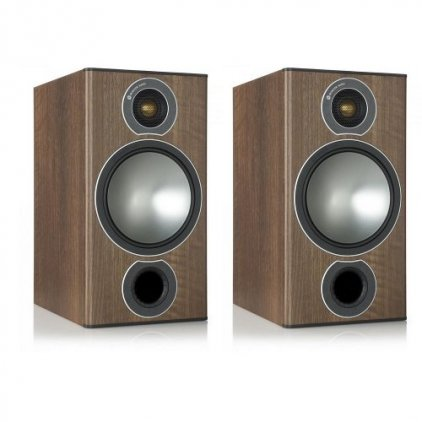 Полочная акустика Monitor Audio Bronze 2 walnut