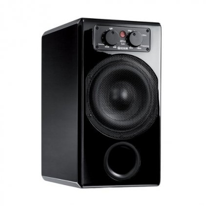 Сабвуфер Adam Audio Sub7 black gloss