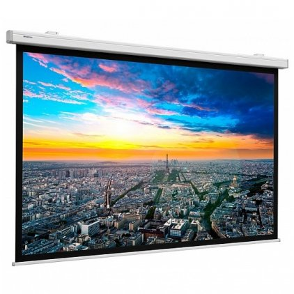 "Экран Projecta Compact Electrol 173х300 см (131"") Matte White с эл/приводом 16:9 (10101173)"