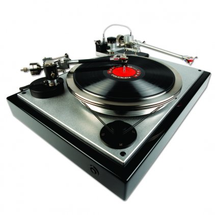 Проигрыватель винила VPI Harry's Classic / JMW-12-3D Arm + JMW-10-3D Arm piano black