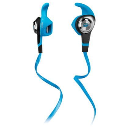 Наушники Monster iSport Strive In-Ear Blue (137025-00)