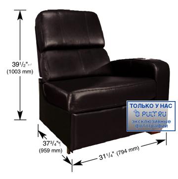 Кресло Bello HTS-102BK