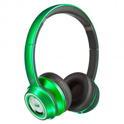 Наушники Monster NCredible NTune On-Ear Candy Green