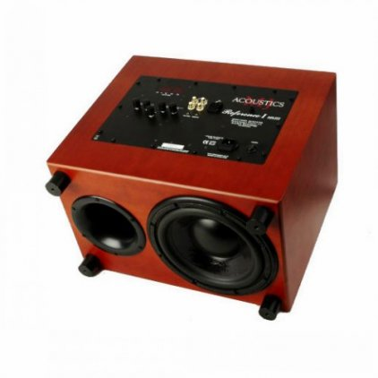 Сабвуфер MJ Acoustics Ref 1 Mk III cherry