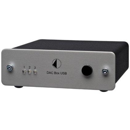 ЦАП Pro-Ject DAC Box USB silver
