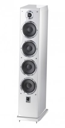 Напольная акустика Heco Ascada 600 Tower piano white