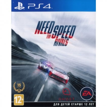 Игра для PS4 Need for Speed Rivals (русская версия)