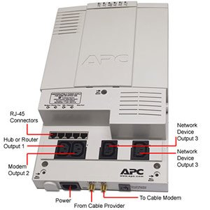 APC BH500INET