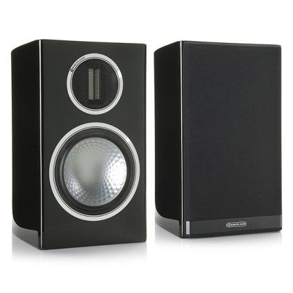 Полочная акустика Monitor Audio Gold 100 piano black