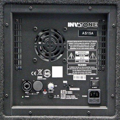Активная акустическая система Invotone AS15A