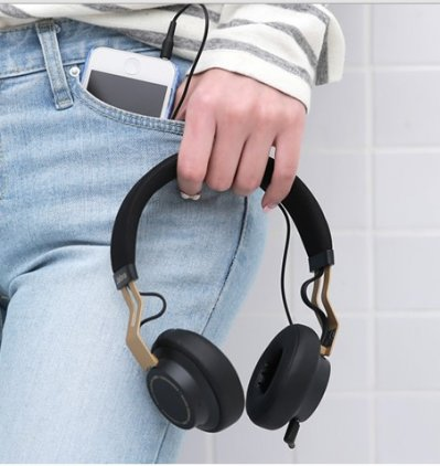 Наушники Jabra Move Gold