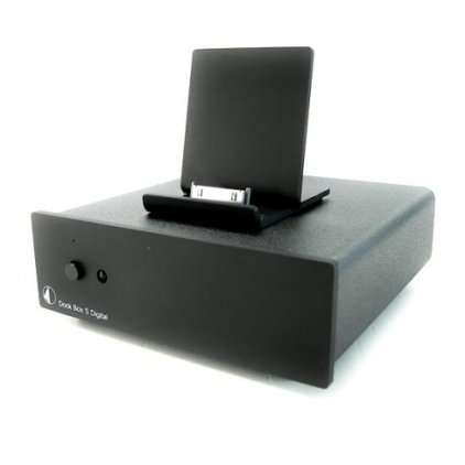 Док-станция Pro-Ject Dock Box S Digital Black