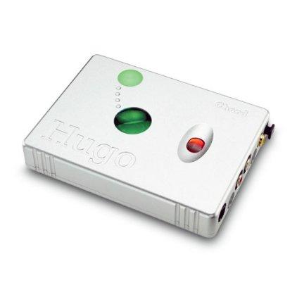 Усилитель для наушников Chord Electronics Hugo silver