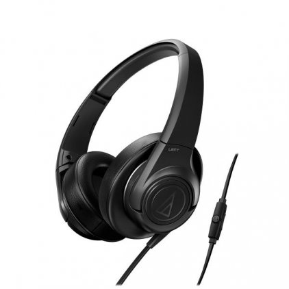 Наушники Audio Technica ATH-AX3iS BK