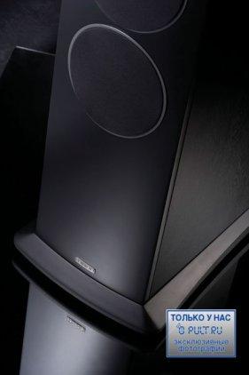 Напольная акустика Mission MX-5 black