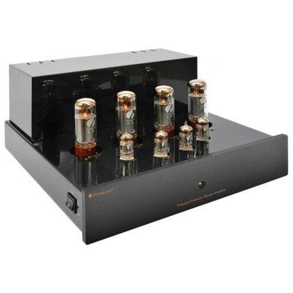 Ламповый усилитель PrimaLuna ProLogue Premium Stereo (KT88) black