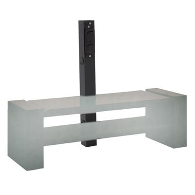 Колонна для установки телевизора Schnepel X-Line Z-Fix black