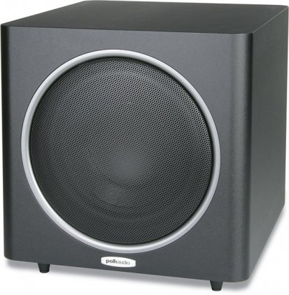 Комплект Polk Audio PSW 110 + Т50 + Т30 + Т15 black