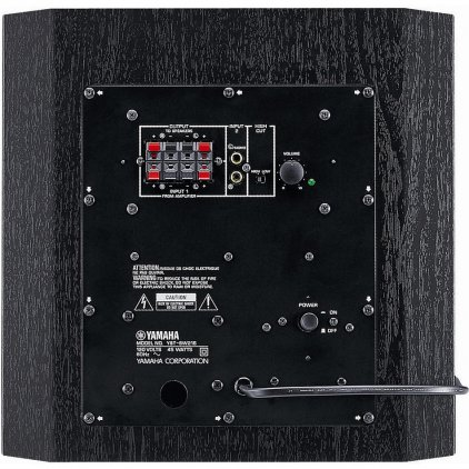 Сабвуфер Yamaha YST-SW216 black