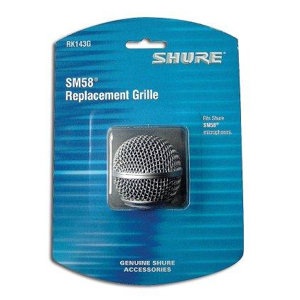 Ветрозащита Shure RK143G