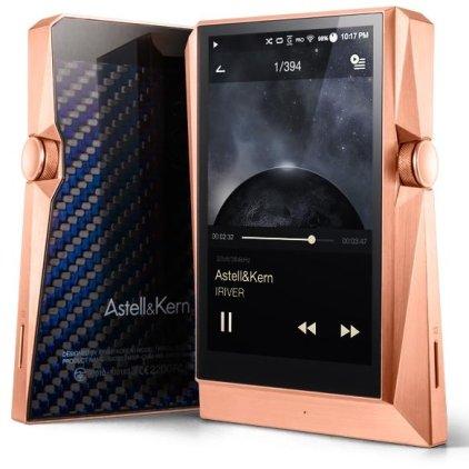 Портативный плеер Astell&Kern AK380 256Gb Copper