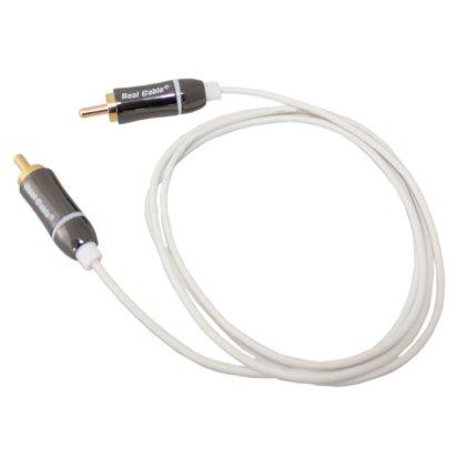 Кабель межблочный аудио Real Cable NANO SUB 2.0m