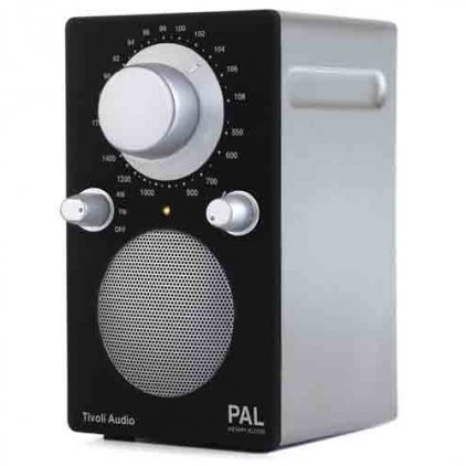 Радиоприемник Tivoli Audio Portable Audio Laboratory basic black/silver