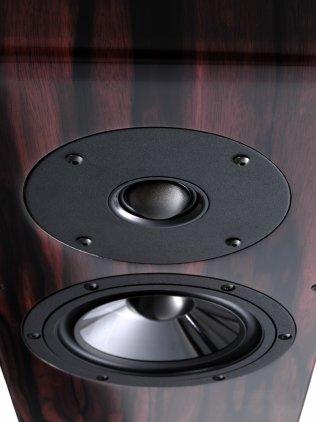 Напольная акустика Vienna Acoustics Beethoven Baby Grand Symphony Edition piano black