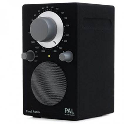 Радиоприемник Tivoli Audio Portable Audio Laboratory basic black (PALBLK)