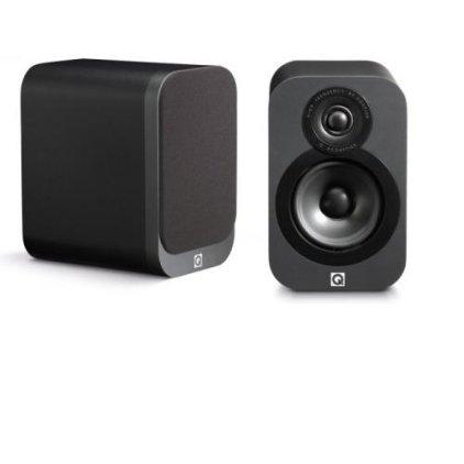 Полочная акустика Q-Acoustics Q3010 leather effect