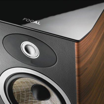 Напольная акустика Focal Aria 936 walnut