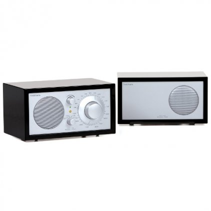 Радиоприемник Tivoli Audio Model Two black/silver (M2BLK)