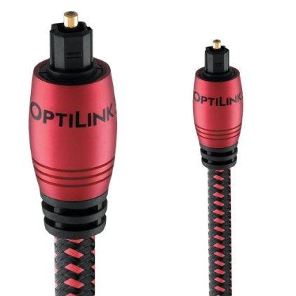 Межблочный кабель Audioquest OptiLink-3 2m