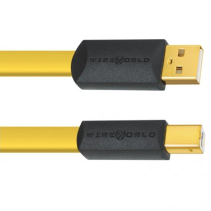 USB кабель Wire World Chroma USB 2.0 A-B 0.5m