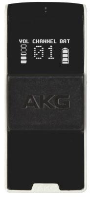 Приемник AKG CSX IRR10 (10-ти канальный)