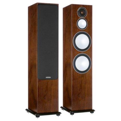 Напольная акустика Monitor Audio Silver 10 walnut