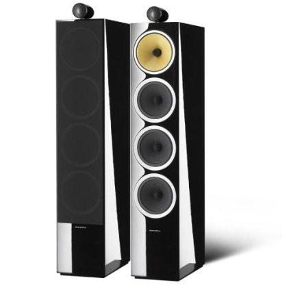 Напольная акустика B&W CM10 S2 gloss black