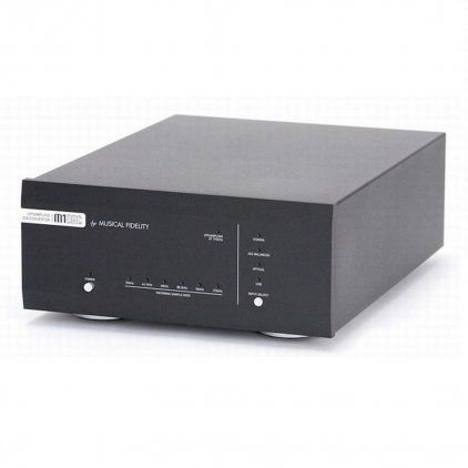 ЦАП Musical Fidelity M1DAC silver