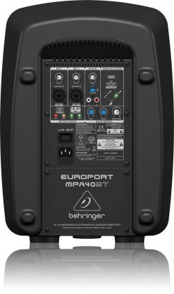 Портативная акустика Behringer MPA40BT