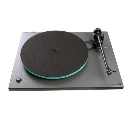 Проигрыватель винила Rega RP3 (ELYS-2) grey  (В комплекте: тонарм RB-303, звукосниматель ELYS-2)