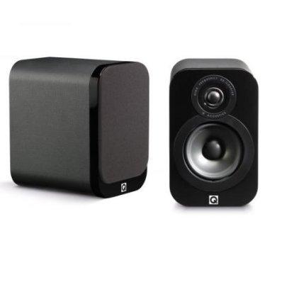 Полочная акустика Q-Acoustics Q3010 walnut