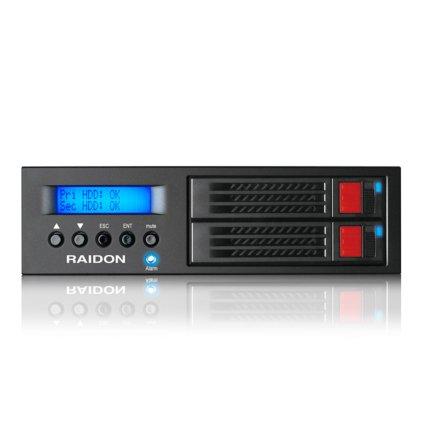 Внешний дисковый накопитель Raidon MR2020-2S-S2R (DAS)