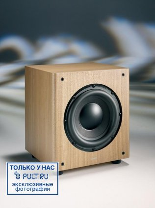 Сабвуфер Acoustic Energy Radiance Powered Subwoofer natural ash