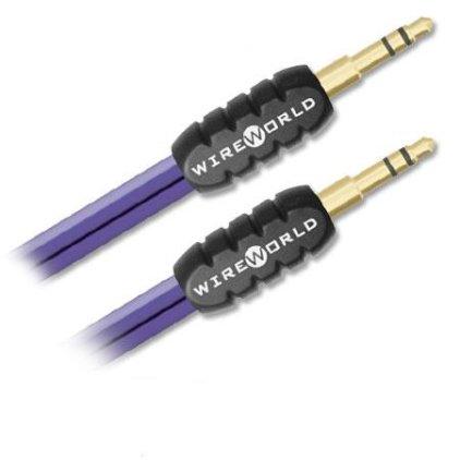 Кабель межблочный аудио Wire World Pulse 3.5mm to 3.5mm 1.5m
