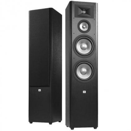 Напольная акустика JBL Studio 290 black