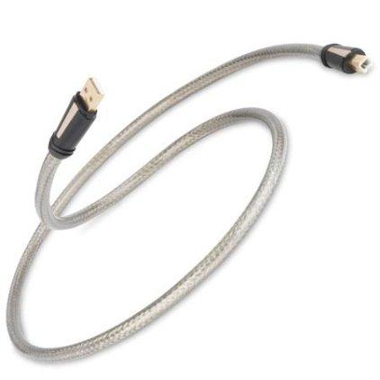 USB кабель QED Reference USB A-B 1.0m