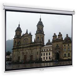 "Экран Classic Solution Classic Norma 80""х80"" 203x203 (W 195x195/1 MW-L8/W)"
