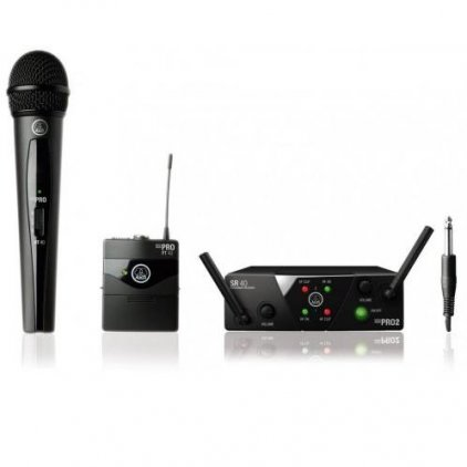 Радиосистема AKG WMS40 Mini2 Mix Set BD US45A/C
