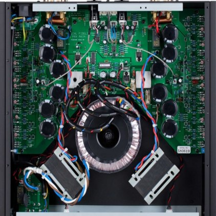 Усилитель звука Musical Fidelity M6PRX silver