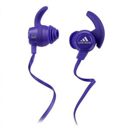 Наушники Monster Adidas Perfomance Response Earbud Headphones Purple (128650-00)